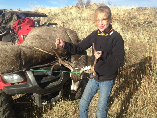 Picture of YOUTH Hunter - Mule Deer Buck Contest 2017