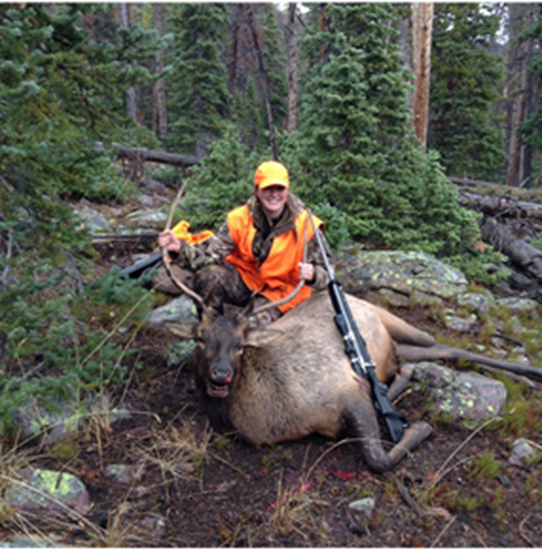 Picture of YOUTH Hunter - Bull Elk Contest 2017