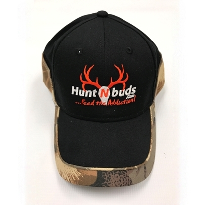Picture of HuntNBuds Color/Camo Hat - $14.97 + $2.99 S&H