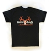 Picture of HuntNBuds Black T-Shirt $9.97 + $2.99 S&H